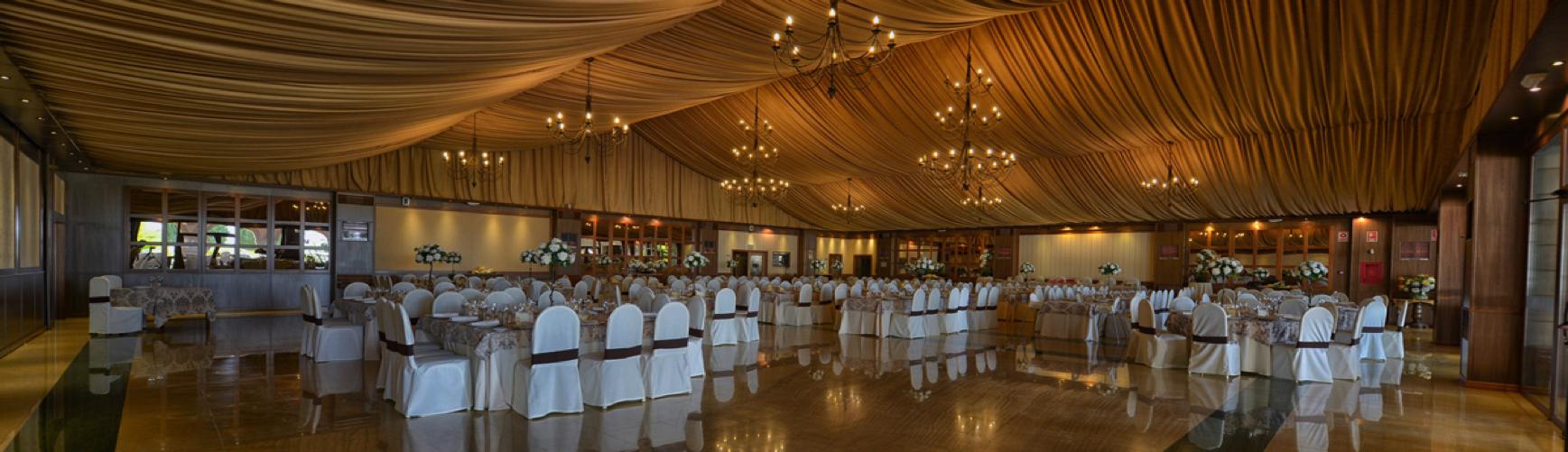 Los mejores salones de boda cerca de madrid donde casarse - Donde celebrar mi boda en madrid ...